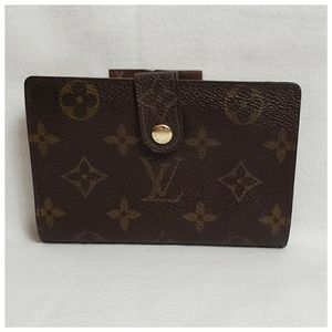 Authentic Preowned LV Kiss Lock